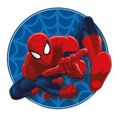 Tvarovaný polštářek Spider man