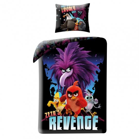 """Dětské povlečení Angry Birds """"Dark"""""""