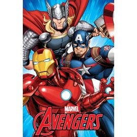 Fleecová deka Avengers