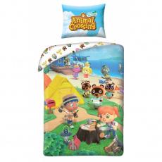 Hráčské povlečení Animal Crossing New Horizons