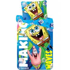 Dětské povlečení Sponge Bob Making Waves