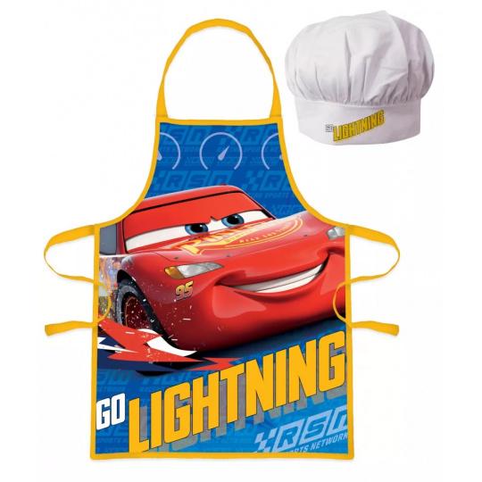 Dětský kuchařský set Auta