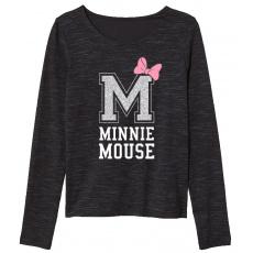 Dívčí bavlněné triko Disney Minnie 134-164