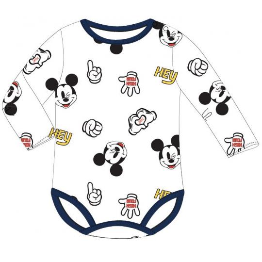 Kojenecké body Mickey Hey 62-86
