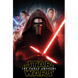 Fleecová deka Star Wars Dark