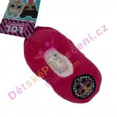 Dívčí papučky L.O.L. růžové