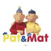 Dětské povlečení Pat a Mat