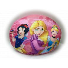 Tvarovaný polštářek Disney Princezny