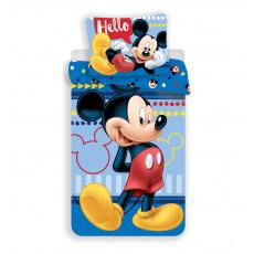 Dětské povlečení Mickey Hello 004