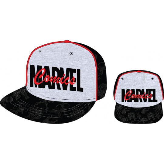 Dětská kšiltovka Marvel Comics