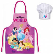Dívčí kuchařský set Disney Princezny