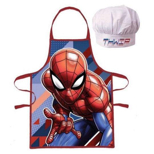 Dětský kuchařský set Spider-man