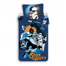 Povlečení Star Wars Blue