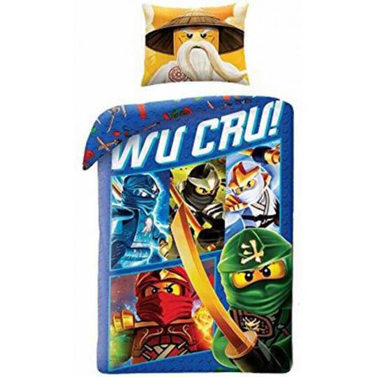 Dětské povlečení LEGO NINJAGO - WU CRU