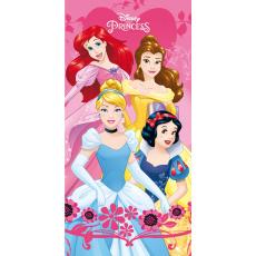 Bavlněná osuška Princezny Disney