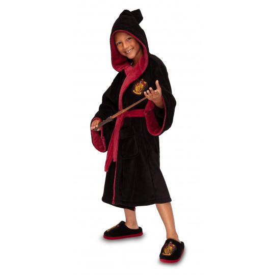 Heboučký dětský župan Harry Potter Nebelvír