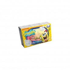 Dětské papírové kapesníky s potiskem Spongebob