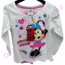 Pyžámko Disney Minnie Unicorn