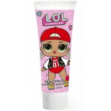 Dětská zubní pasta jahoda L.O.L.