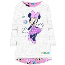 Dívčí šaty Disney Minnie šedé 104-134