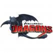 Dětské povlečení Jak vycvičit draka