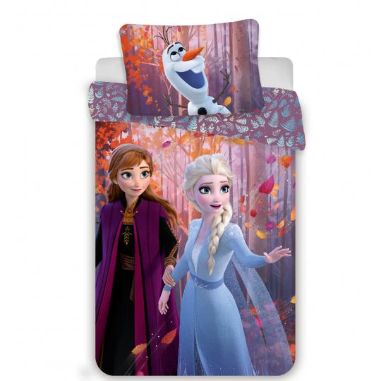 Dětské povlečení Ledové království 2 sisters purple