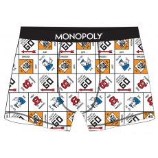 Pánské boxerky Monopoly M-XXL