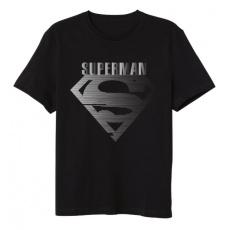 Triko SUPERMAN černé 134-164