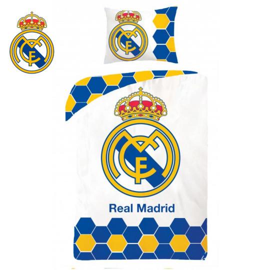 Fotbalové povlečení klubu Real Madrid