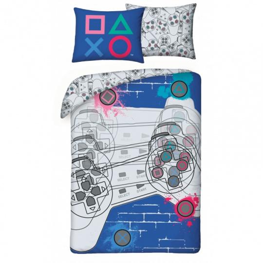 Hráčské povlečení Playstation