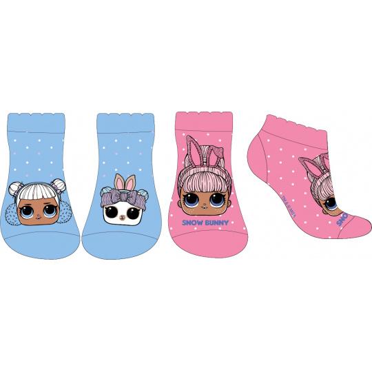 Dětské ponožky L.O.L. nízké 2ks 23-34