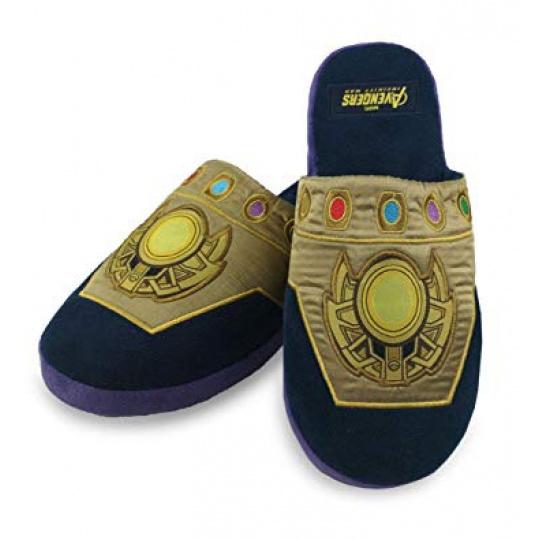 Pantofle papuče Thanos - Marvel UK 8-10