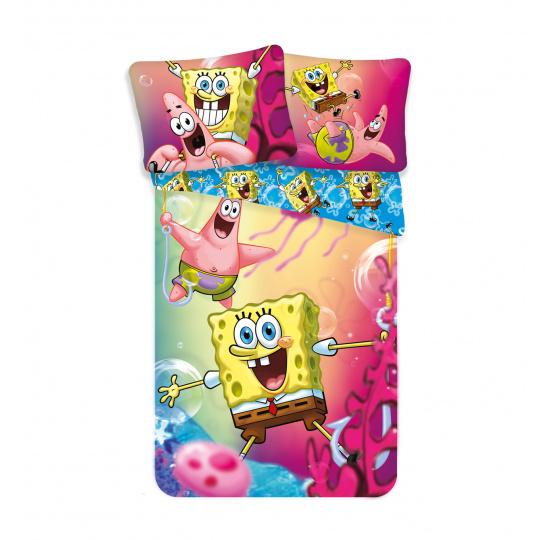 Povlečení Sponge Bob Blue