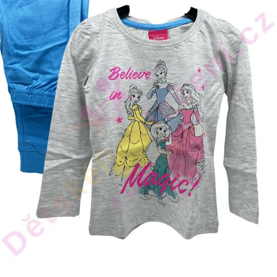 Dívčí pyžamo Disney Princezny