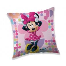 Polštářek Minnie Pink
