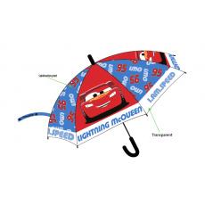 Dětský deštník Auta