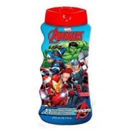 Dětský šampon a koupelová pěna 2v1 Avengers