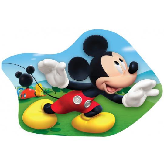 Tvarovaný polštářek Mickey