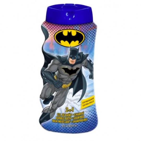 Dětský šampon a koupelová pěna 2v1 Batman