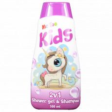 Me Too Sprchový gel + šampon 2v1 Magic Unicorn