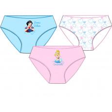Dívčí set kalhotek Disney Princezny 104-134