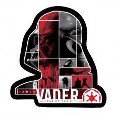 Tvarovaný polštářek Star Wars - Darth Wader