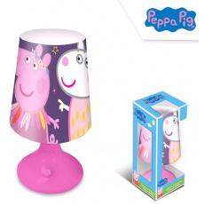 Stolní lampička Peppa Pig