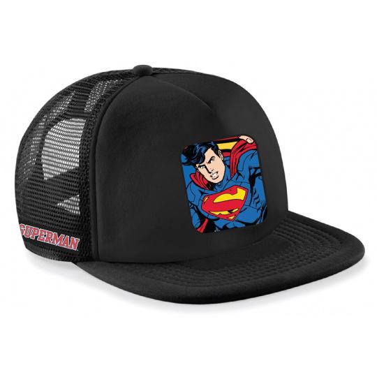 Kšiltovka SUPERMAN
