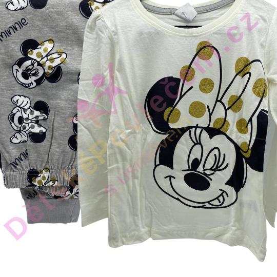 Dívčí pyžamo Disney Minnie