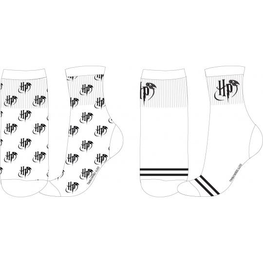 Dětské ponožky Harry Potter mix.2ks 31-38