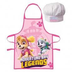 Dětský kuchařský set Tlapková patrola