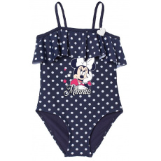 Dívčí plavky Disney Minnie puntíky
