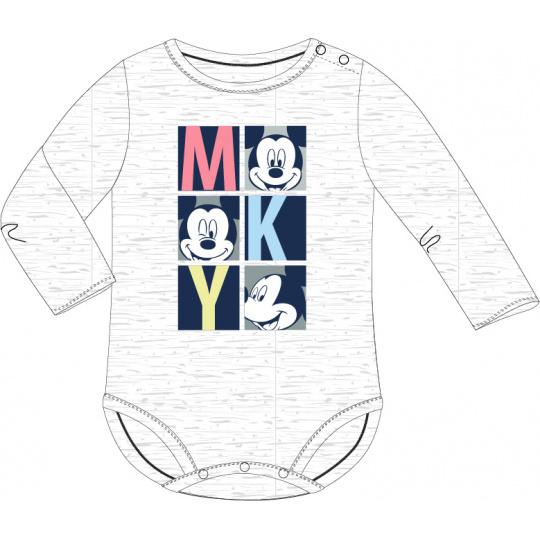 Kojenecké body Mickey Mouse - Disney 62-86