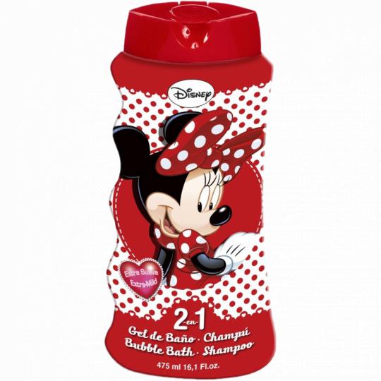 Dětský šampon a koupelová pěna 2v1 Disney Minnie